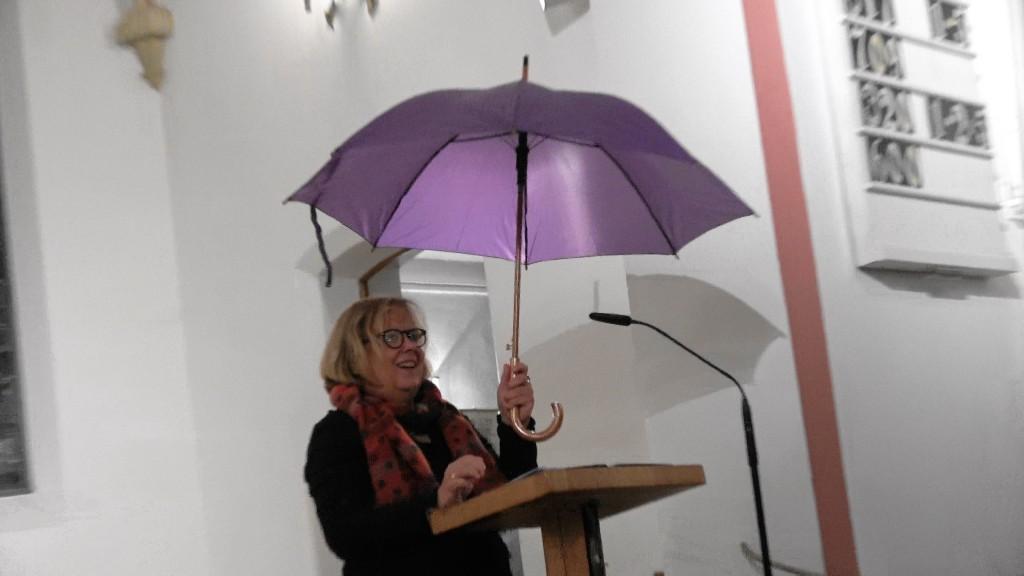 Eröffnungsgottesdienst - Synodenpräsidentin