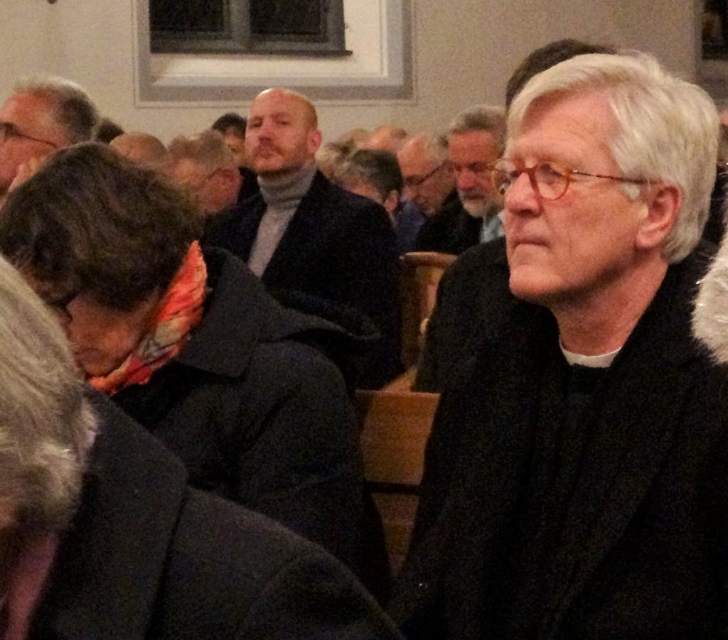 Eröffnungsgottesdienst - Landesbischof und 1. Bürgermeisterin