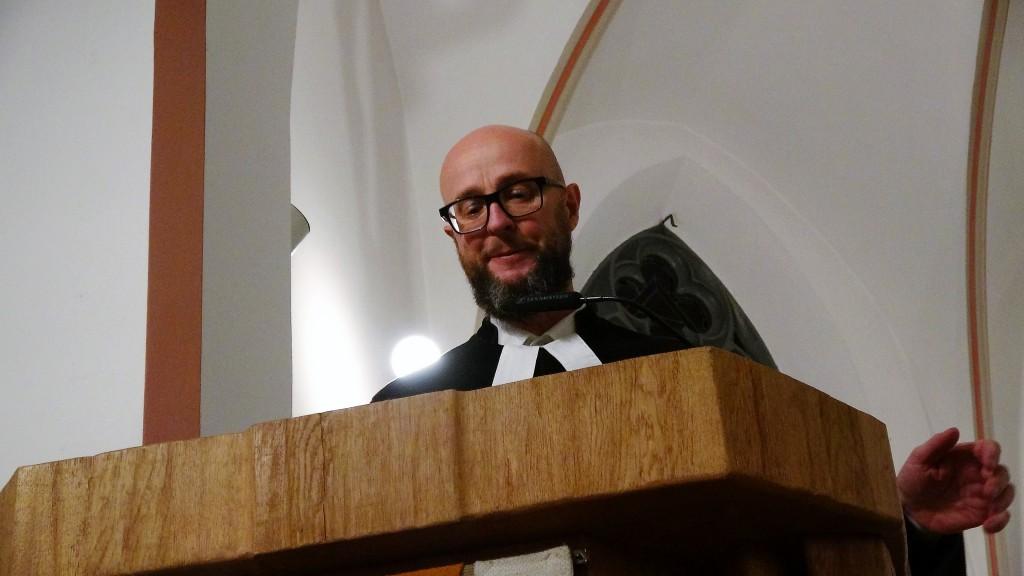 Eröffnungsgottesdienst - Predigeer